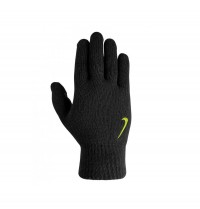 NIKE KNITTED TECH AND GRIP GLOVES N.WG.I5-007 Μαύρο