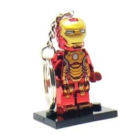 Μπρελόκ Iron Man (Red) Chrome