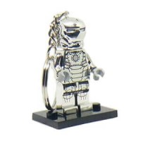 Μπρελόκ Iron Man (Silver) Chrome