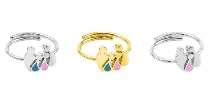 """Κοσμήματα """"Οικογένεια"""": ένα τέλειο δώρο για μαμάδες!"""